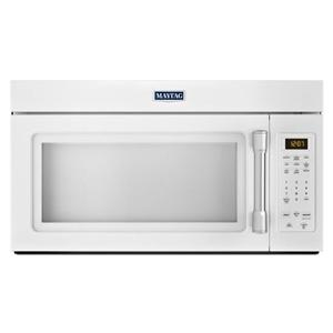 Maytag Microwaves 1.7 cu. ft. Compact Over-the-Range Microwave