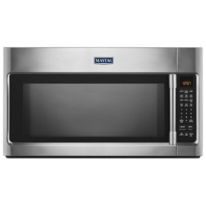 Maytag Microwaves 2.1 Cu. Ft. Over-the-range Microwave