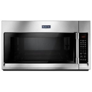 Maytag Microwaves 2.1 Cu.Ft. Capacity Over-The-Range Microwave