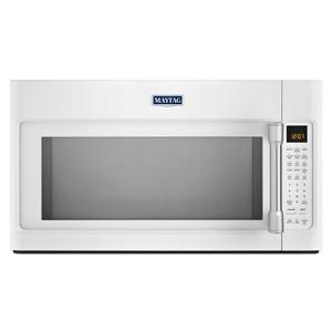 Maytag Microwaves 1.9 cu. ft. Over-the-Range Microwave with Ev