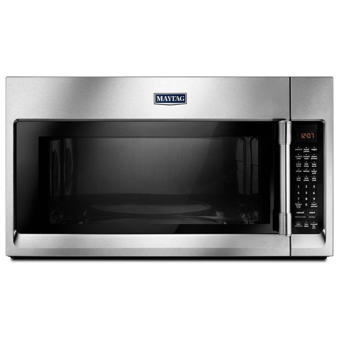 Microwaves Over-The-Range Microwave With Convection by Maytag at Pedigo Furniture