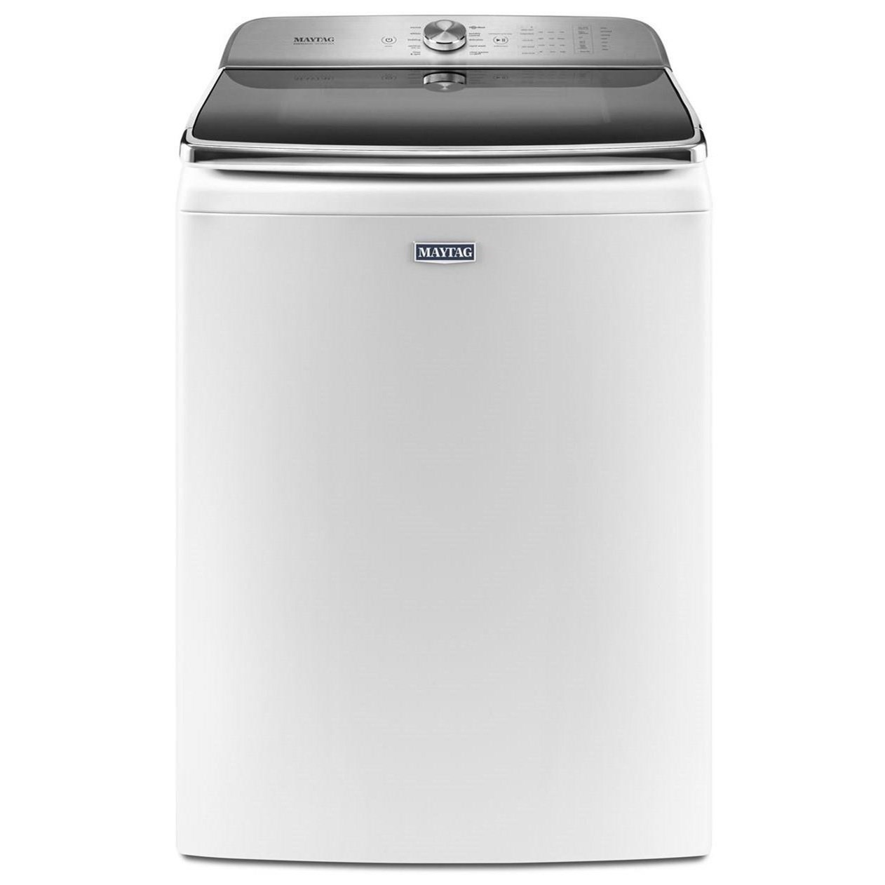 Top Load Washers 6.2 Cu. Ft. Top Load Washer by Maytag at Wilcox Furniture