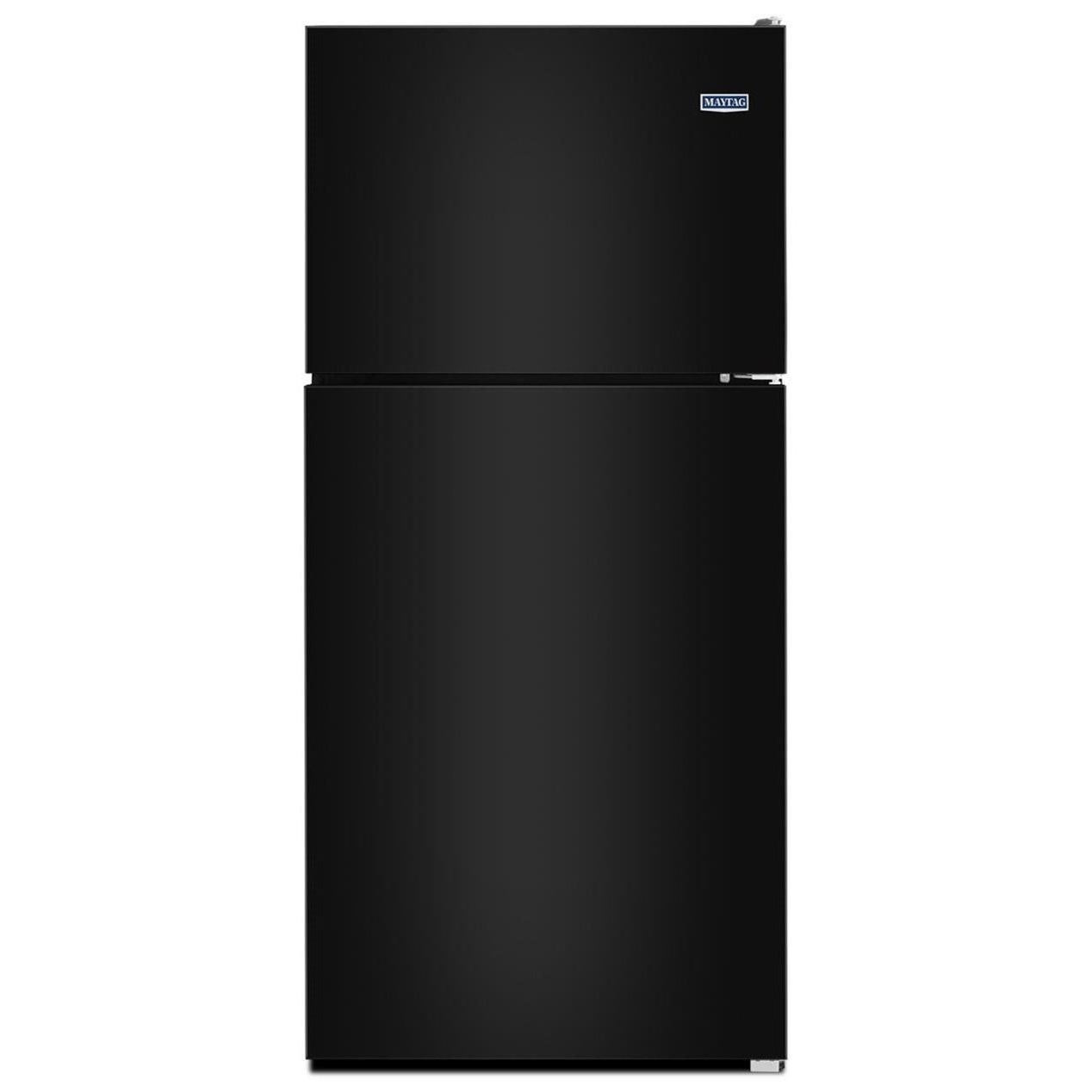 Top-Freezer Refrigerators 33-Inch Wide Top Freezer Refrigerator by Maytag at Furniture and ApplianceMart