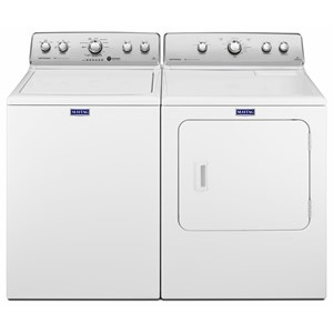 Maytag Washer and Dryer Sets 3.6 Cu. Ft. Washer and 7.0 Cu. Ft. Dryer