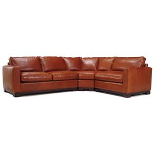 McCreary Modern 0555 Sectional Sofa