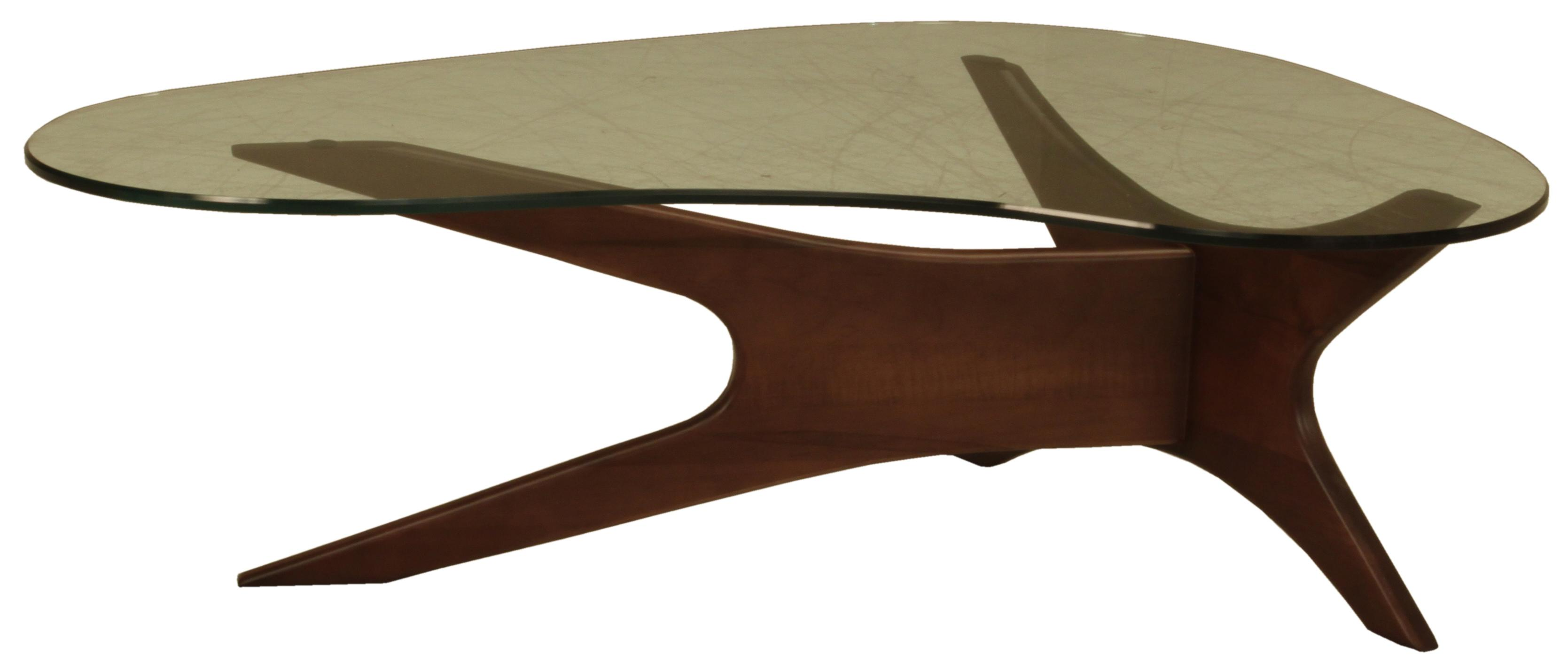 Occasional Tables Boomerang Cocktail Table by BeModern at Belfort Furniture