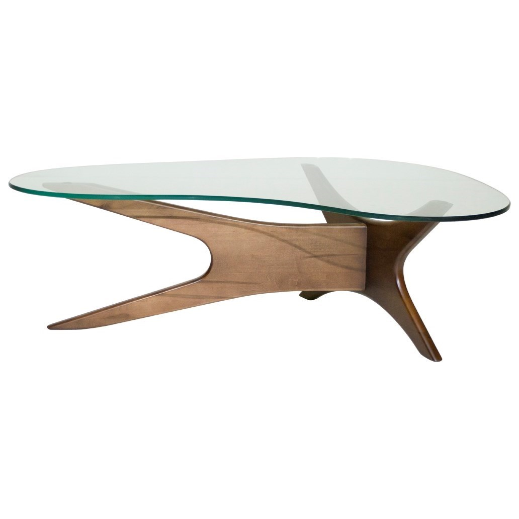 Occasional Tables Boomerang Cocktail Table by McCreary Modern at C. S. Wo & Sons Hawaii