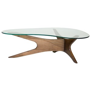 Boomerang Cocktail Table