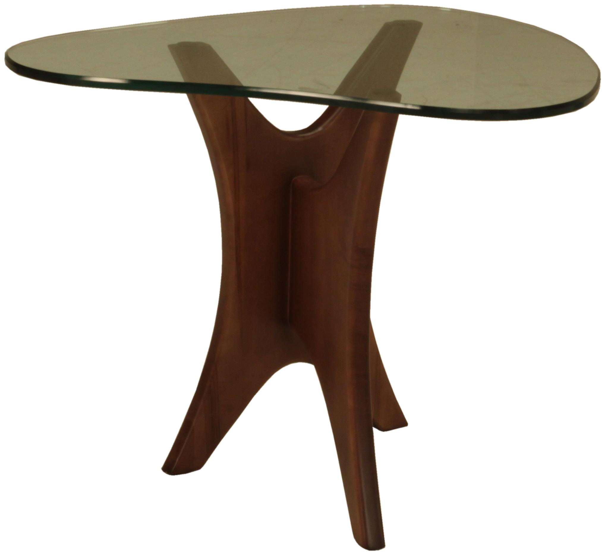 Occasional Tables Boomerang End Table by BeModern at Belfort Furniture