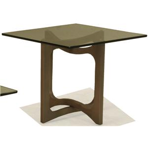 McCreary Modern Occasional Tables Square End Table
