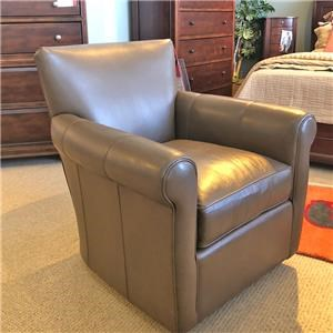 Gentry Swivel Glider