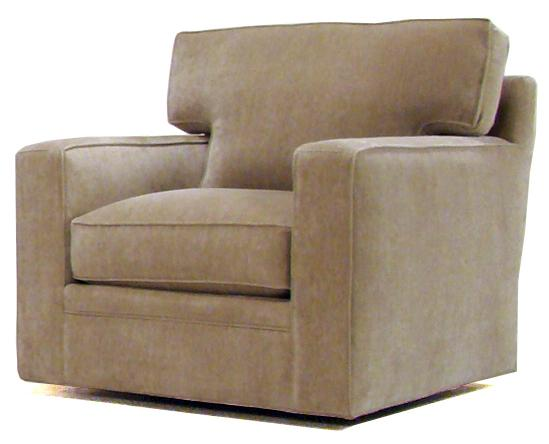 Porter Swivel Chair by BeModern at Belfort Furniture