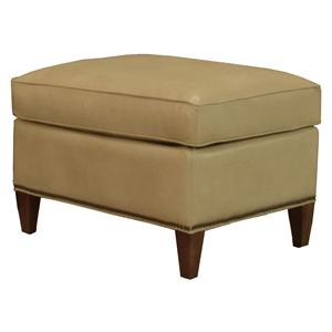 McCreary Modern 1059 Upholstered Ottoman