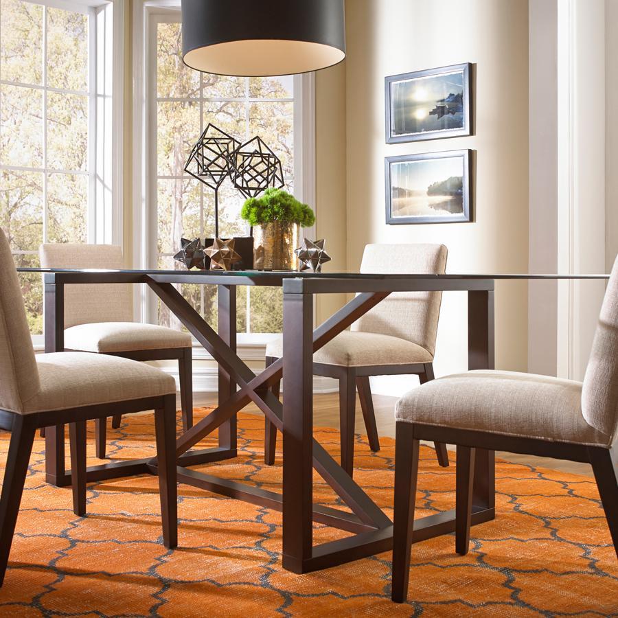 Argo Dining Table by BeModern at Belfort Furniture