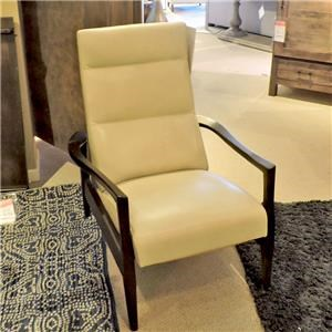 Avery Wood Recliner
