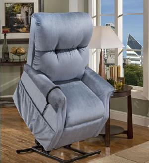 11 Series Lift Recliner by Med-Lift & Mobility at Mueller Furniture