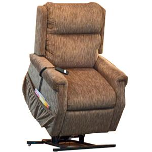 Heated Lift Recliner for Warming Relaxation