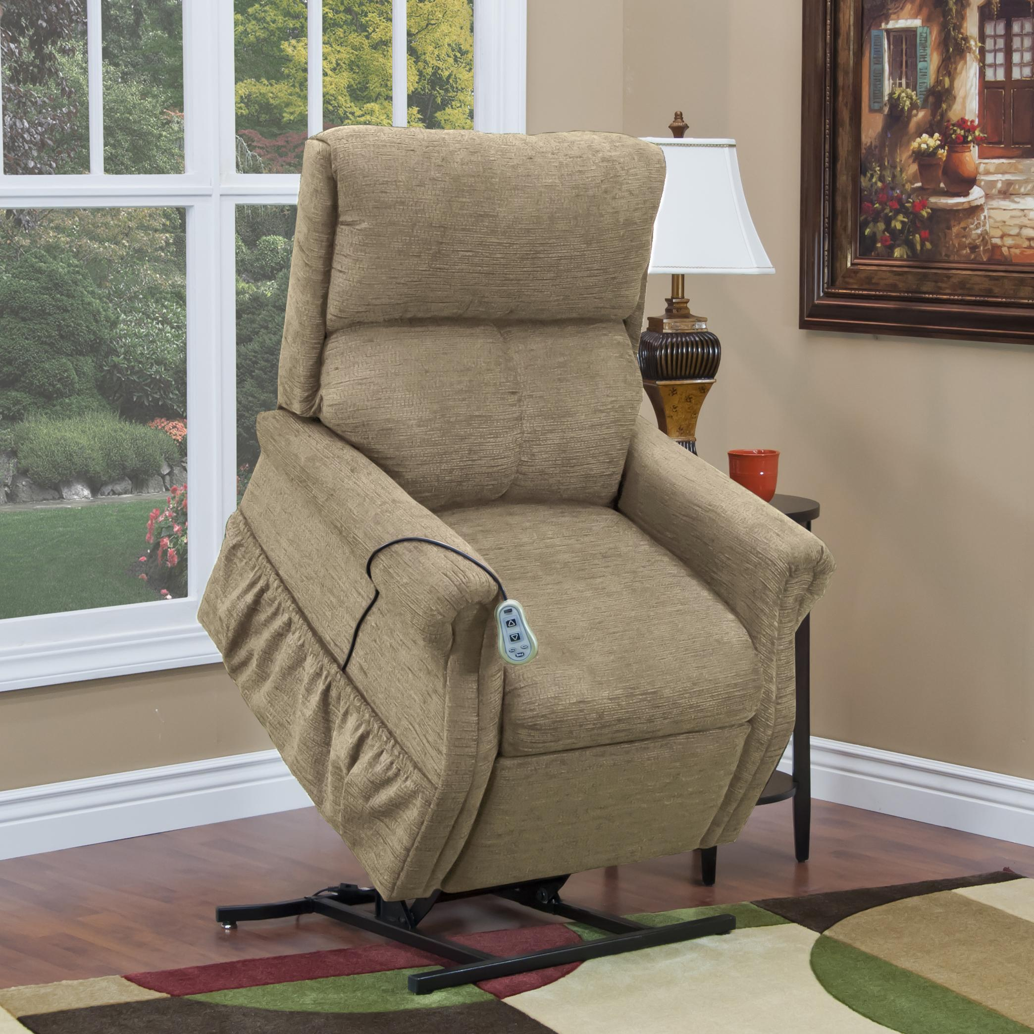 1175 Lift Recliner by Med-Lift & Mobility at Mueller Furniture