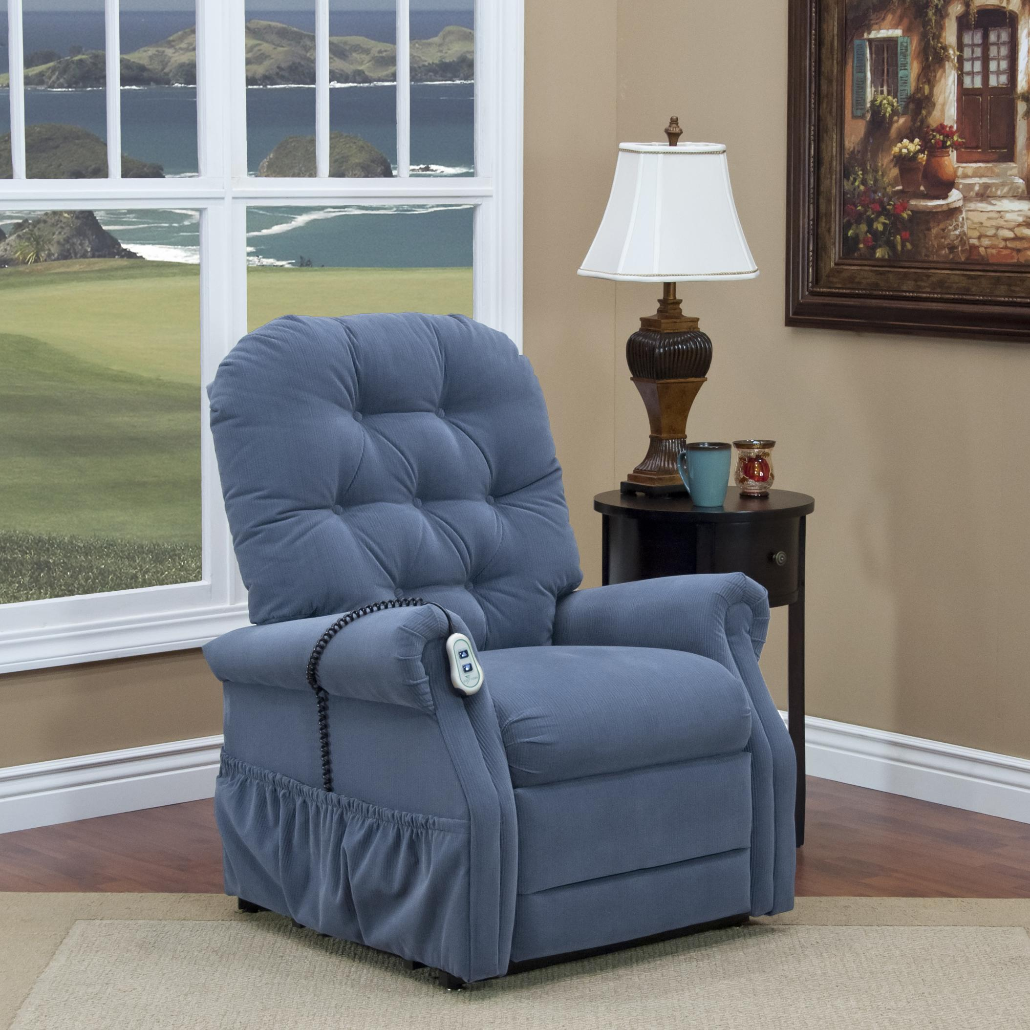 2555 Lift Recliner by Med-Lift & Mobility at Mueller Furniture