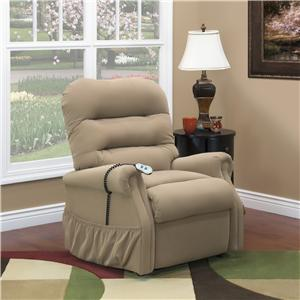 Split Back Lift Recliner