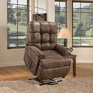 55 Series Lift Recliner by Med-Lift & Mobility at Miller Home