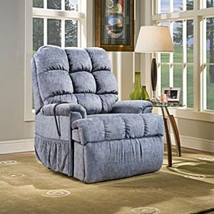 55 Series Lift Recliner by Med-Lift & Mobility at Mueller Furniture