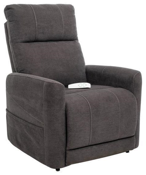 Recliners Chaise Lounger With Heat and Massage by Mega Motion at Johnny Janosik