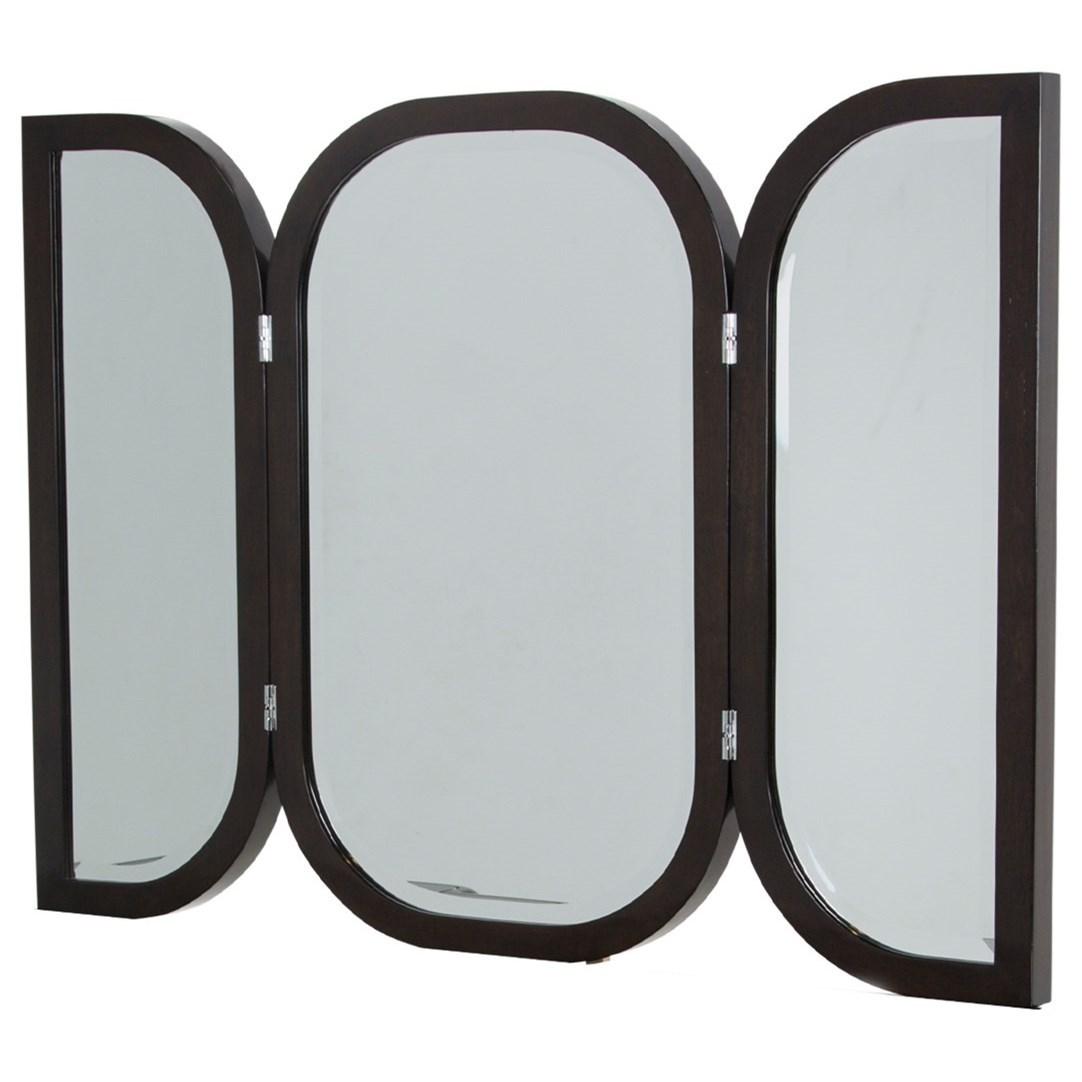 Paris Chic Vanity Mirror by Michael Amini at Darvin Furniture