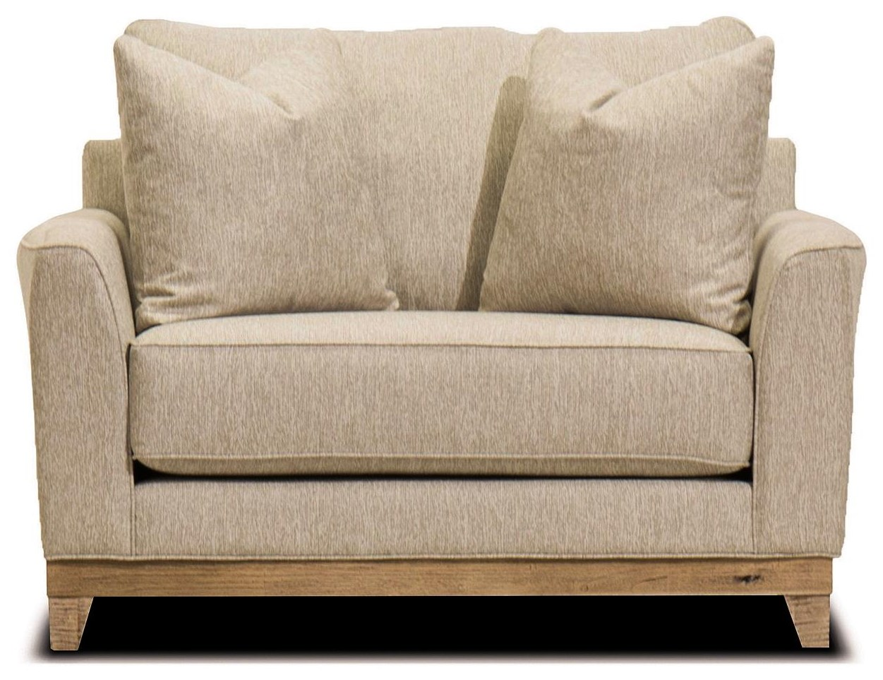 Brackley Whitman Mist Chair by Michael Nicholas at Beck's Furniture