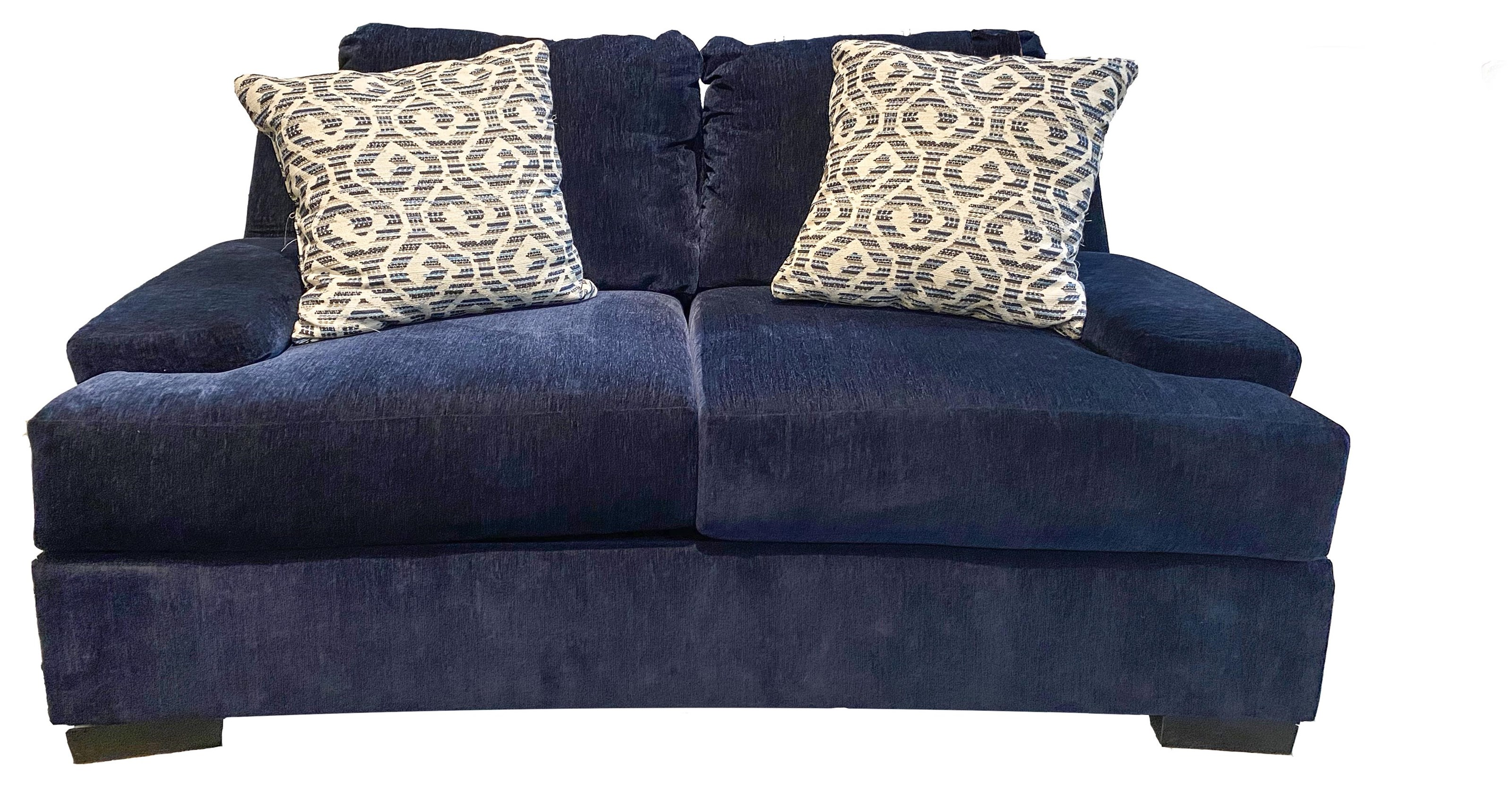 Hastings Pasha Admiral Loveseat by Michael Nicholas at Beck's Furniture