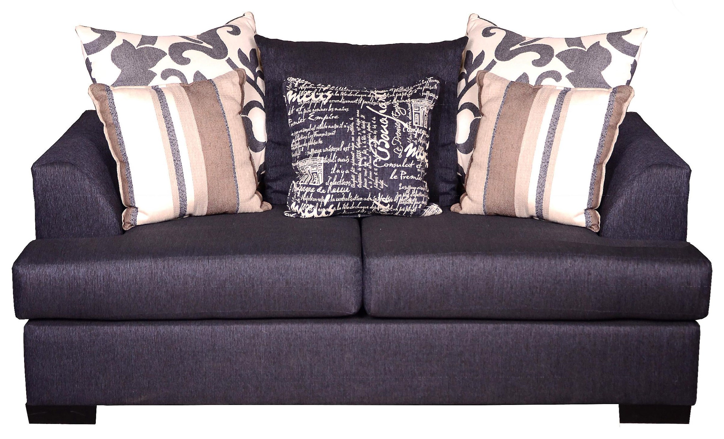 Passport Aspen Valley Loveseat by Michael Nicholas at Beck's Furniture