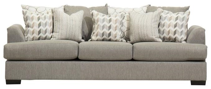 Passport Justice Stone Sofa by Michael Nicholas at Beck's Furniture