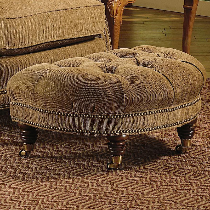 032 Ottoman by Michael Thomas at Alison Craig Home Furnishings