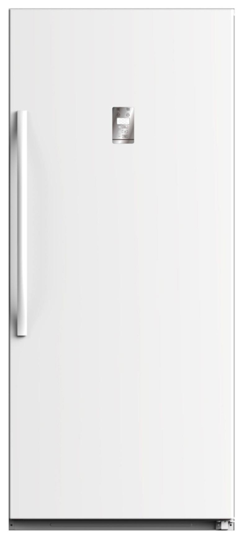 WHS-507FWEW1 14 cf Upright Freezer by Midea at Furniture Fair - North Carolina