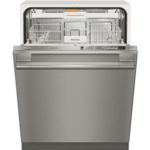 Miele Dishwashers - Miele G 6165 SCVi SF Crystal Dishwasher