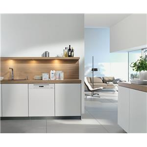 Miele Dishwashers - Miele G 6305 SCU White Dimension Dishwasher