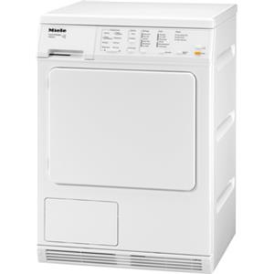 """Miele Laundry Room Appliances 24"""" Front Load Ventless Electric Dryer"""
