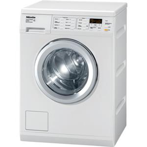 """Miele Laundry Room Appliances 24"""" 2.02 cu. ft. Front-Load Washer"""