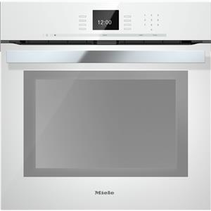 "24"" H6660 BP PureLine Brilliant White SensorTronic Convection Oven"