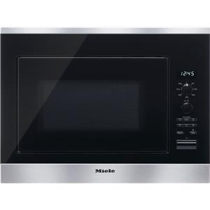 "Miele Ovens - Miele 60cm (24"") M6040 SC Built-In Microwave"