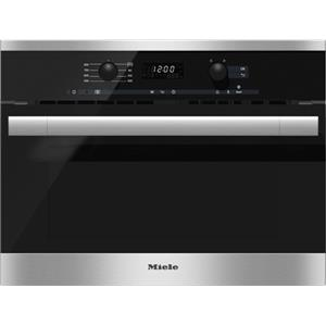 "Miele Ovens - Miele 60cm (24"") M6160 TC Built-In Microwave"