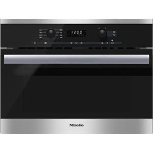 "Miele Ovens - Miele 60cm (24"") M6260 TC Built-In Microwave"