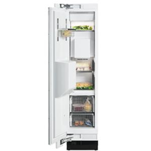 "Miele Single Door Freezers - Miele 18"" F1473 SF Clean Touch Steel™ Freezer"