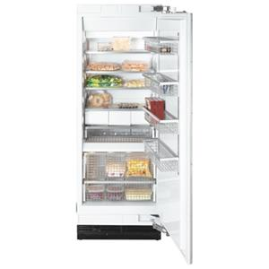 "Miele Single Door Freezers - Miele 30"" F1803 Vi Custom Panel Ready Freezer"