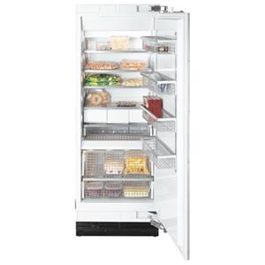 "Miele Single Door Freezers - Miele 30"" F1803 SF  Clean Touch Steel™l Freezer"