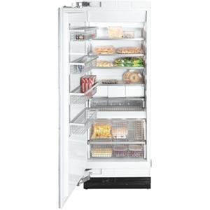 "Miele Single Door Freezers - Miele 30"" F1813 SF Clean Touch Steel™ Freezer"