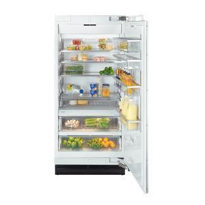 "Miele Single Door Freezers - Miele 36""  F1903 SF Clean Touch Steel™ Freezer"