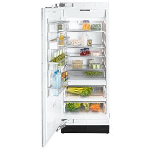 """Miele Single Door Refrigeration - Miele 30"""" K1813 SF Clean Touch Steel™ Refrigerator"""