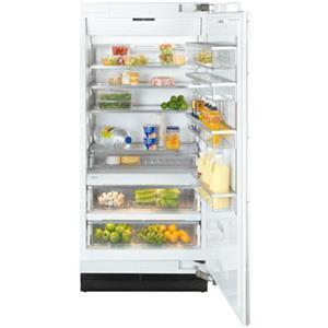 "Miele Single Door Refrigeration - Miele 36"" K1903 Vi Custom Panel Ready Refrigerator"