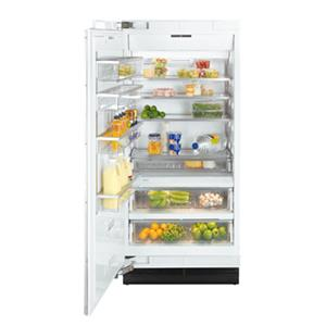 """Miele Single Door Refrigeration - Miele 36"""" K1913 SF Clean Touch Steel™ Refrigerator"""